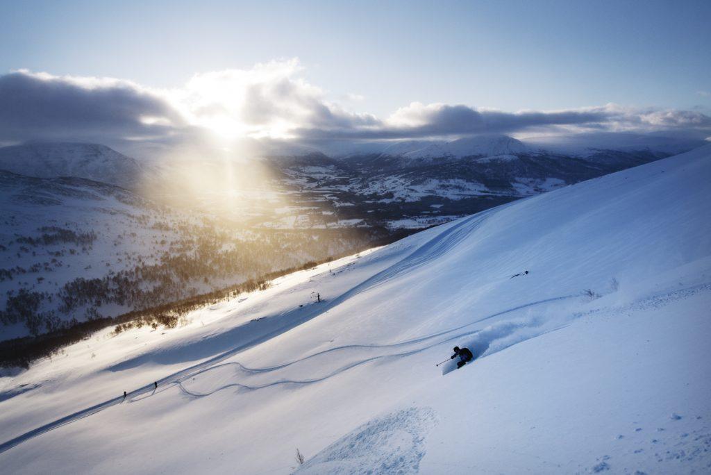 Alpint i Oppdal