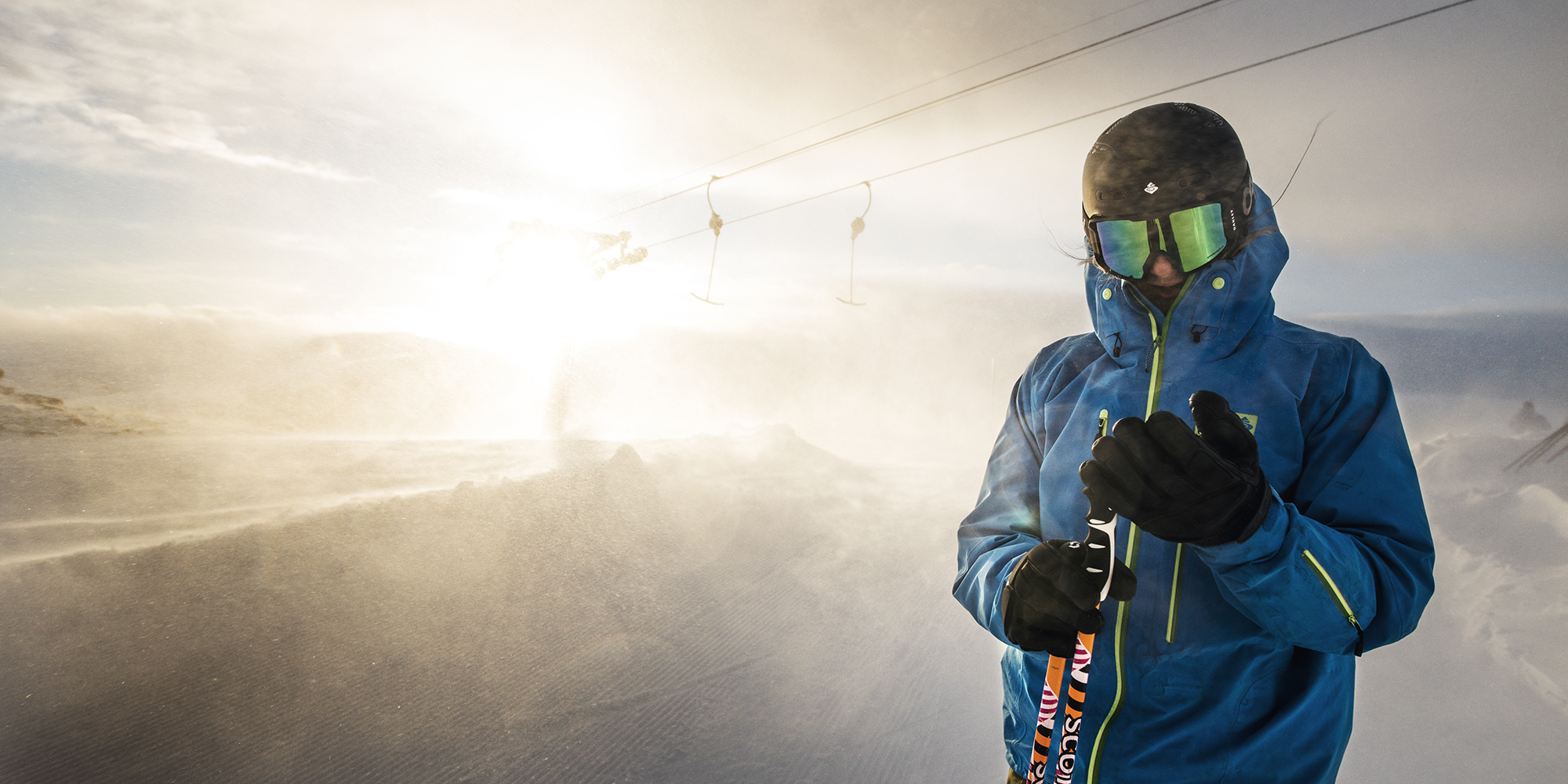 Oppdal Skisenter. Foto: Martin I. Dalen