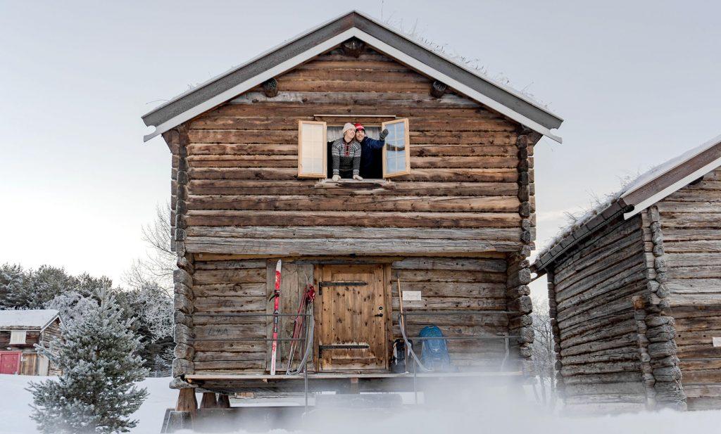 Selvhushold og hytter